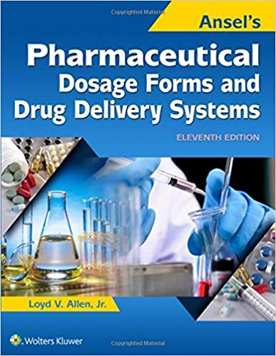 Ansel's Pharmaceutical Dosage Forms & Drug Delivery System - RxCalculations