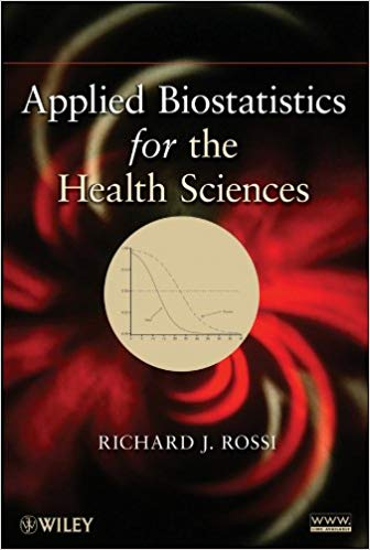 Applied Biostatistics for the Health Sciences - RxCalculations