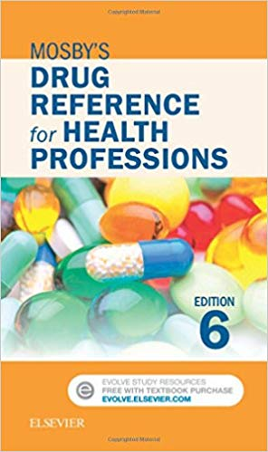 Mosby's Drug Reference for Health Professions - RxCalculations