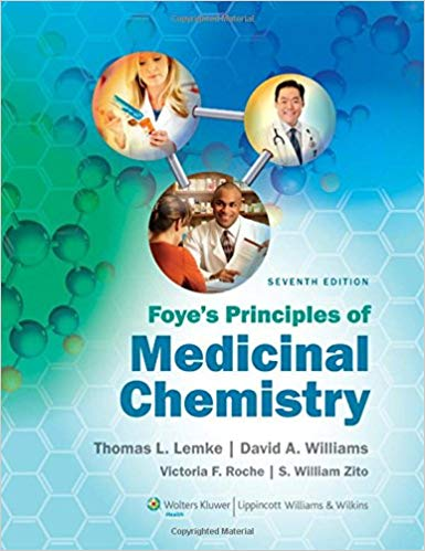 Foye's principles of medicinal chemistry - RxCalculations