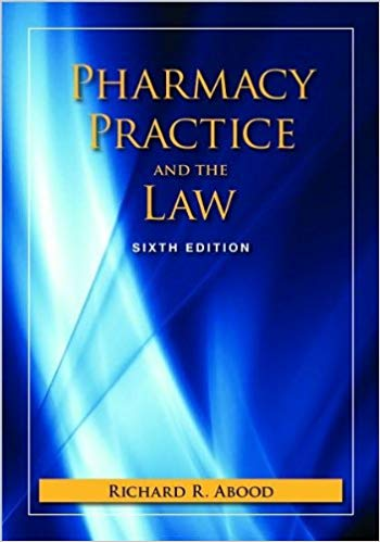 Pharmacy Practice and the law - RxCalculations